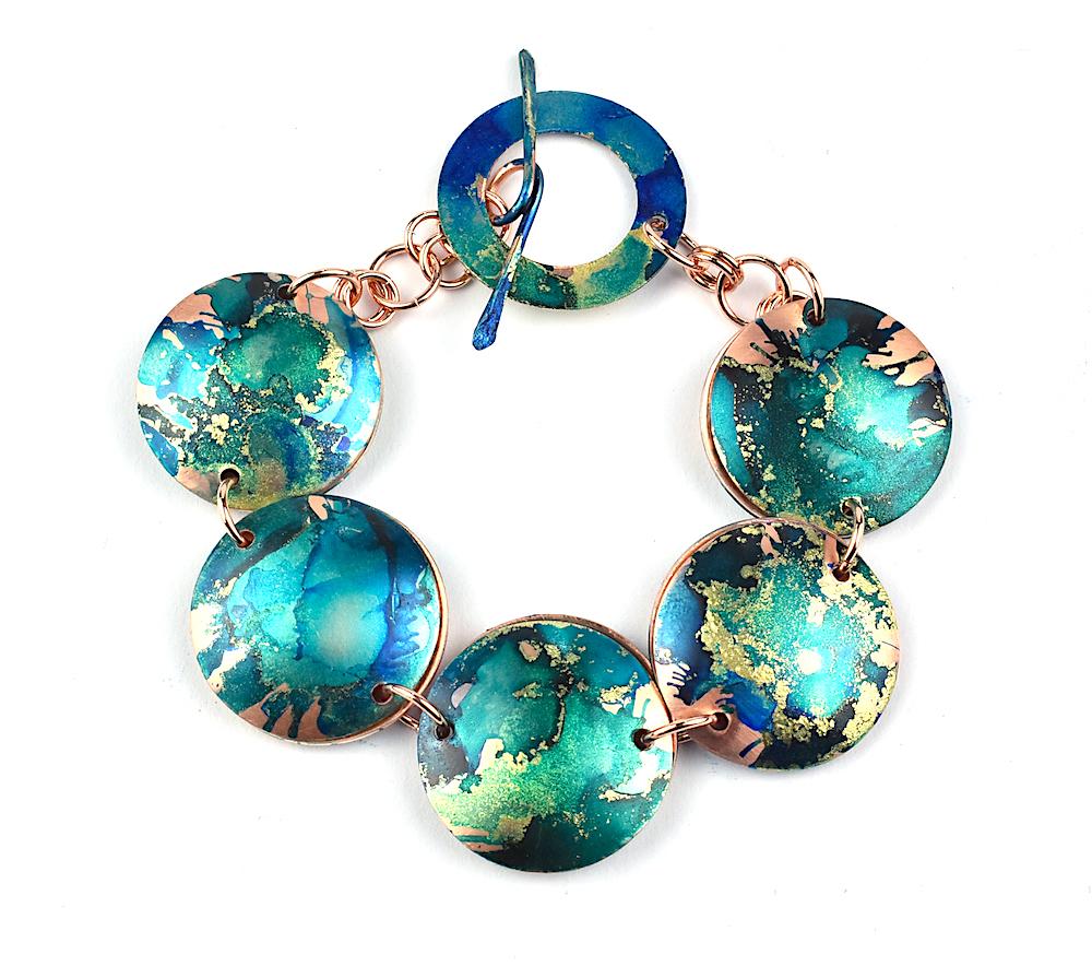 Coloured-Copper-Bracelet-Workshop-1