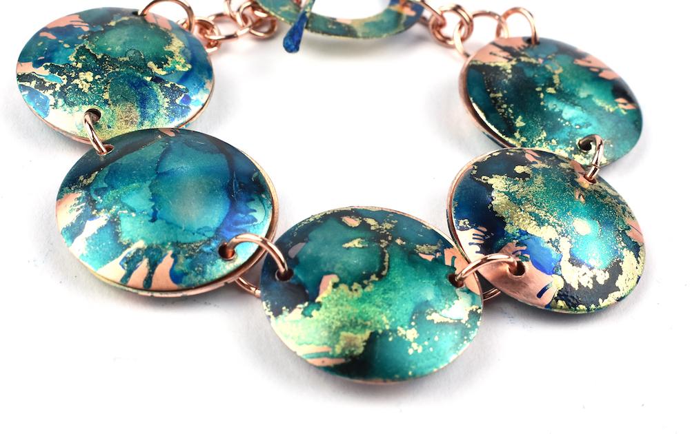 Coloured-Copper-Bracelet-Workshop-2
