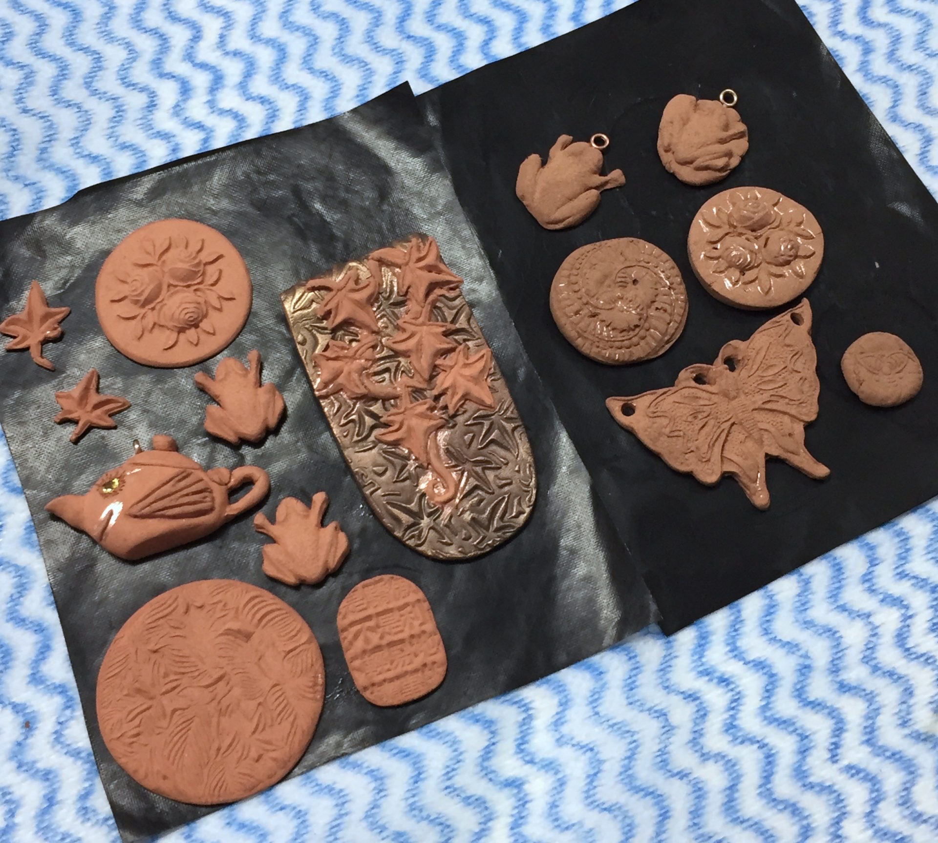 Metal Clay Play_August 2017_5