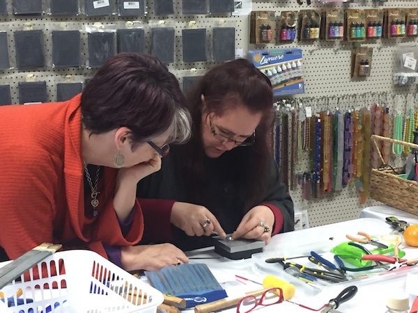 Metalsmithing Workshops with Wendy_May 2017_8