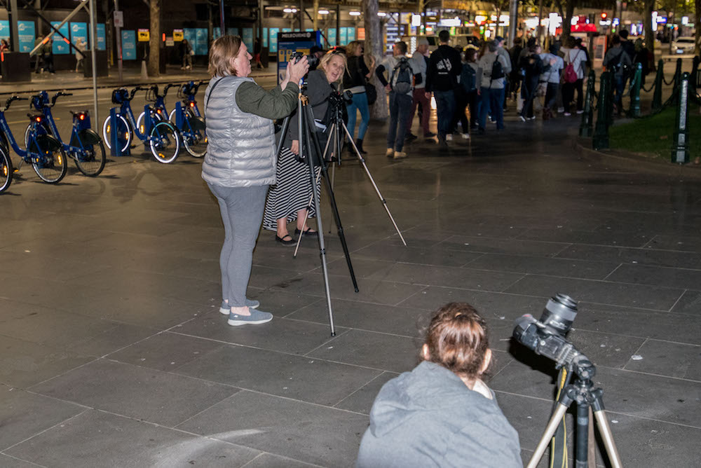 Photography on Location_Melbourne Night_1