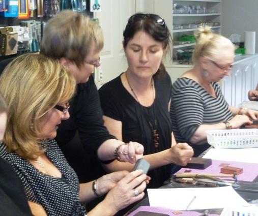 Robyn_All Linked Up Bracelet Workshop_3
