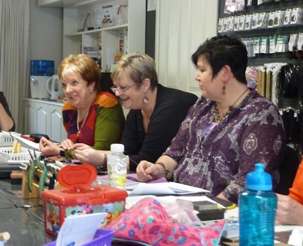 Robyn_All Linked Up Bracelet Workshop_6