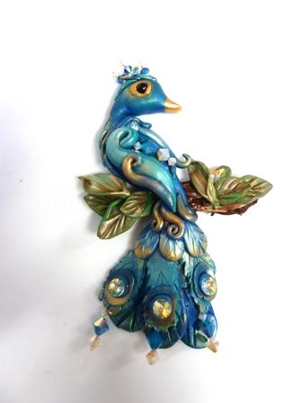 Sandras Peacock