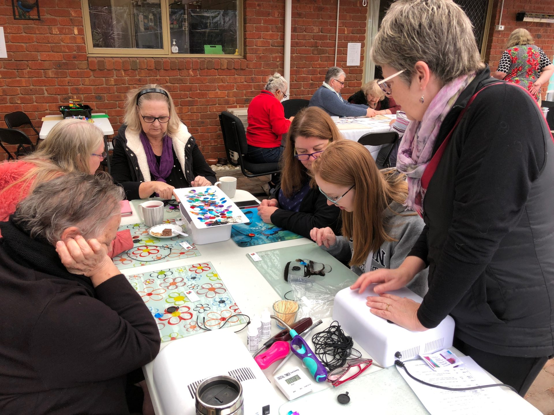 The Whimsical Bead Creative Fun Day_June 2018_21