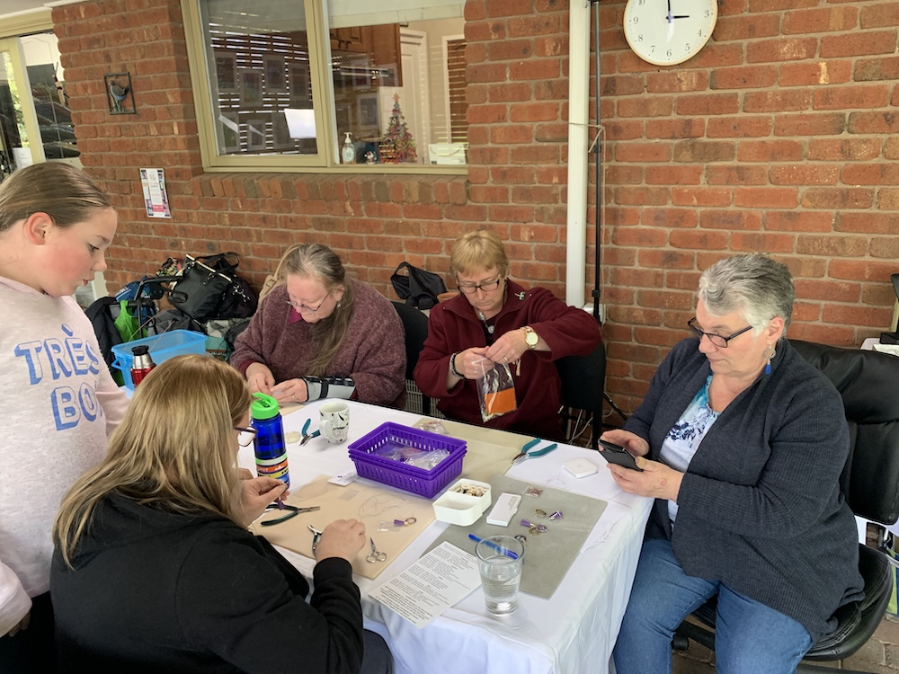The Whimsical Bead Creative Fun Weekend_November 2019-19