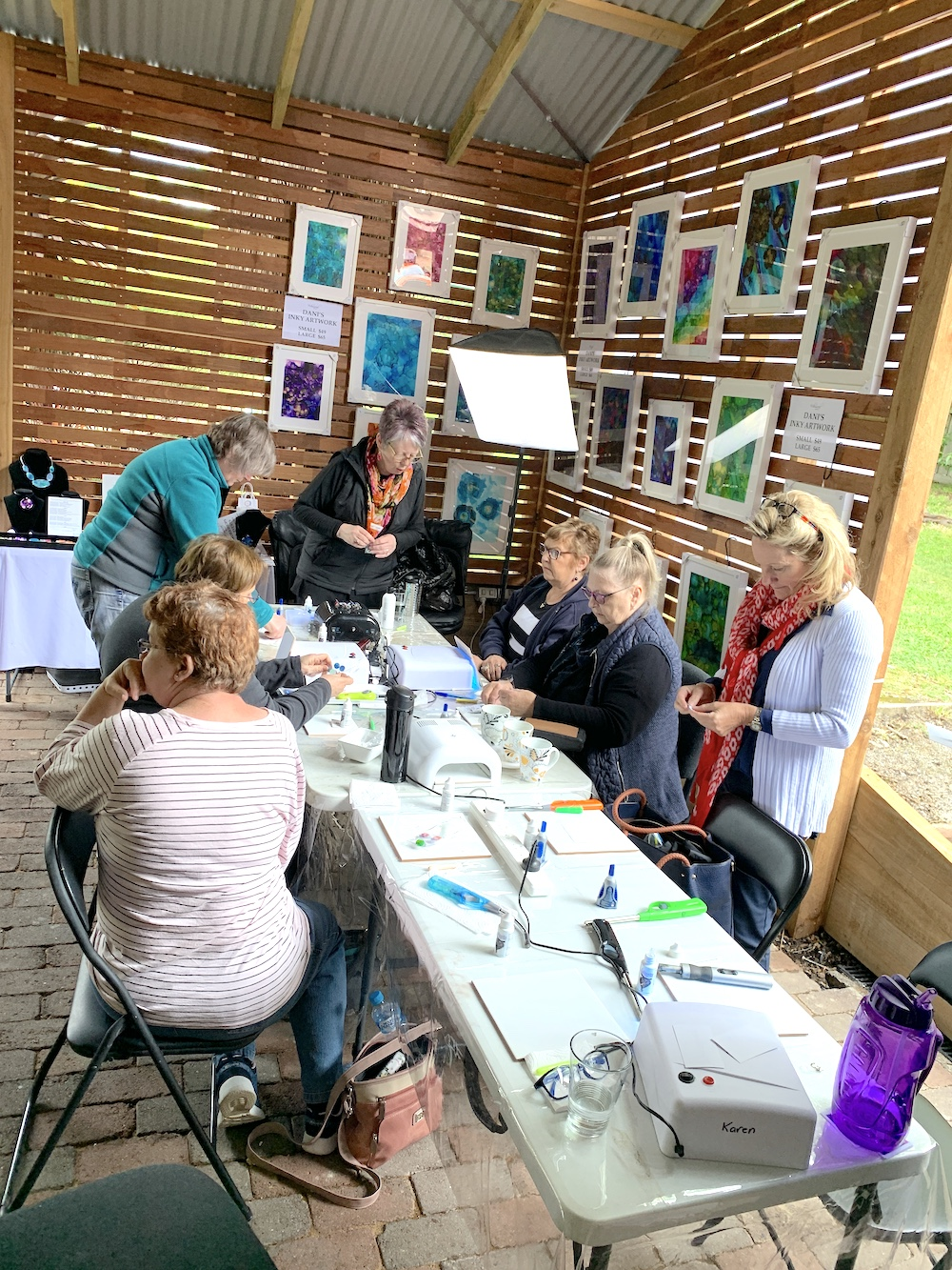 The Whimsical Bead Creative Fun Weekend_November 2019-20