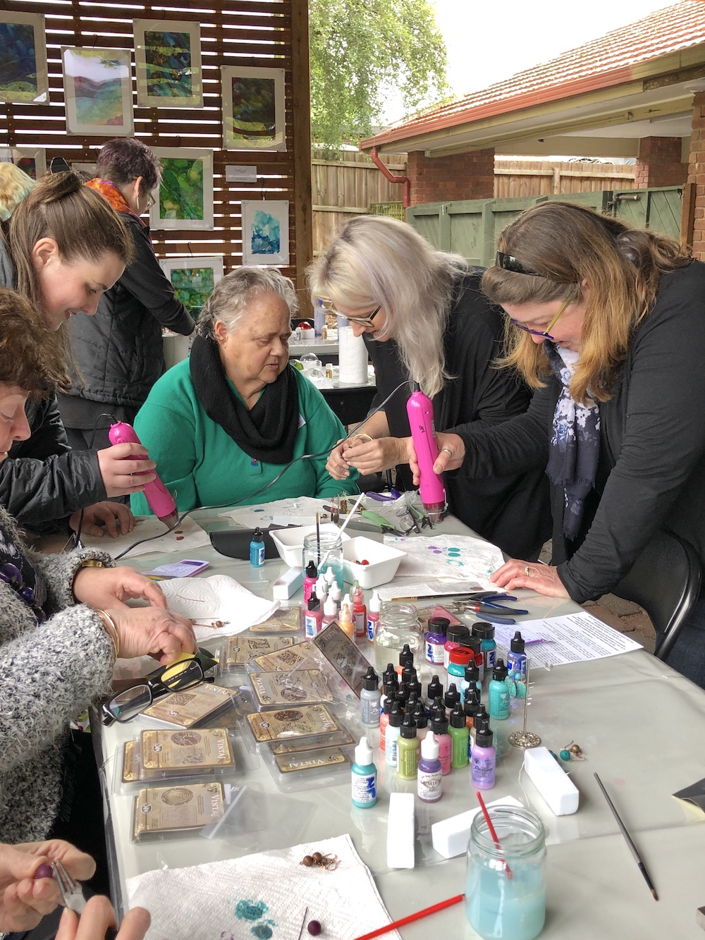 The Whimsical Bead Creative Fun Weekend_November 2019-28