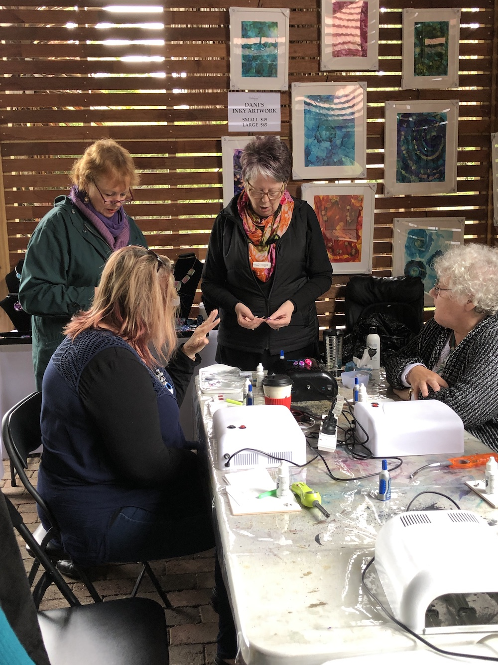 The Whimsical Bead Creative Fun Weekend_November 2019-36