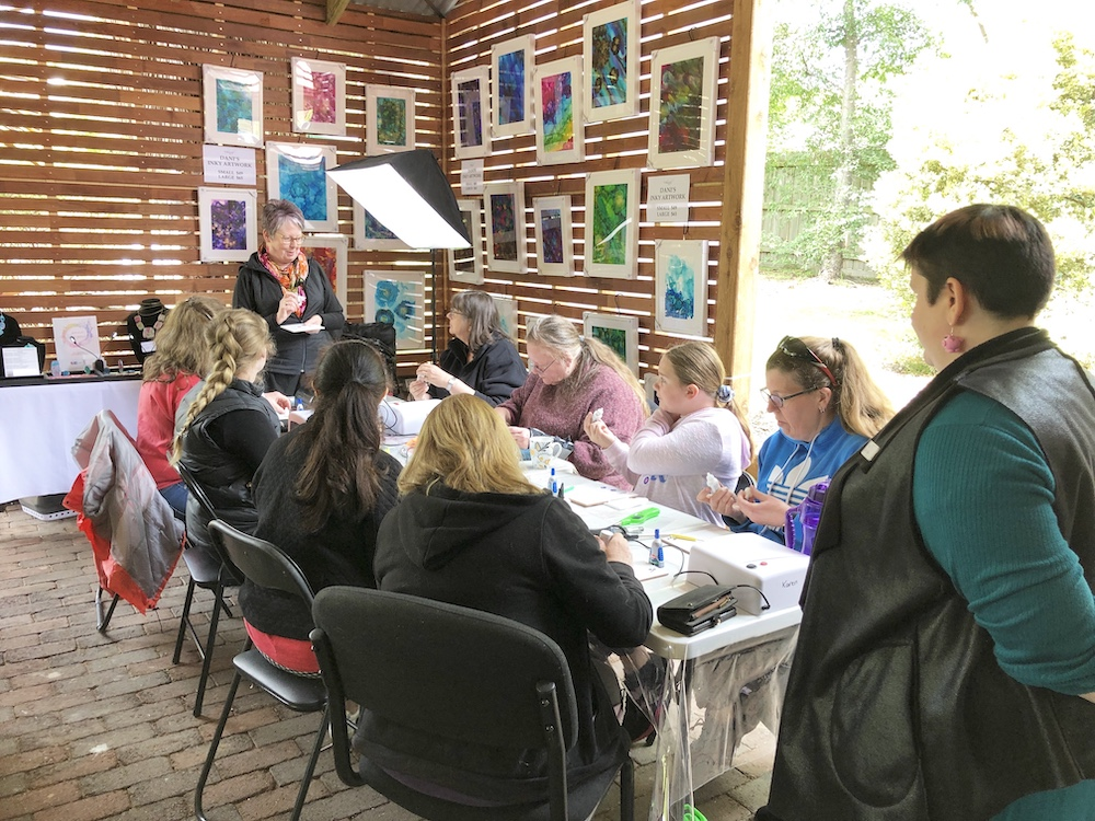 The Whimsical Bead Creative Fun Weekend_November 2019-42