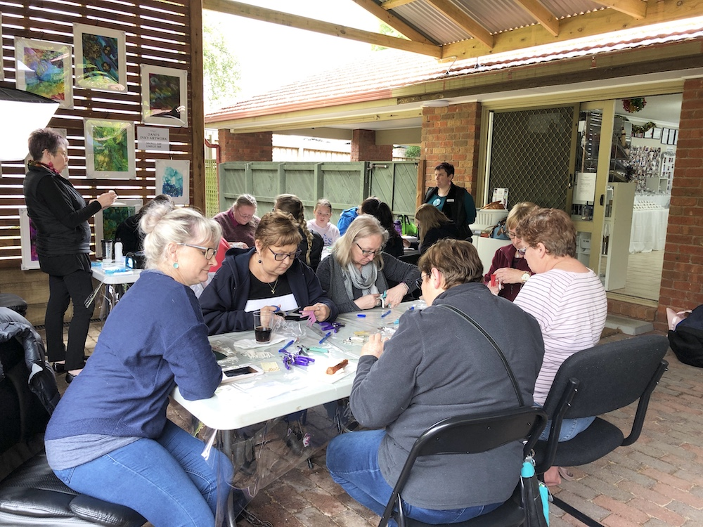 The Whimsical Bead Creative Fun Weekend_November 2019-43