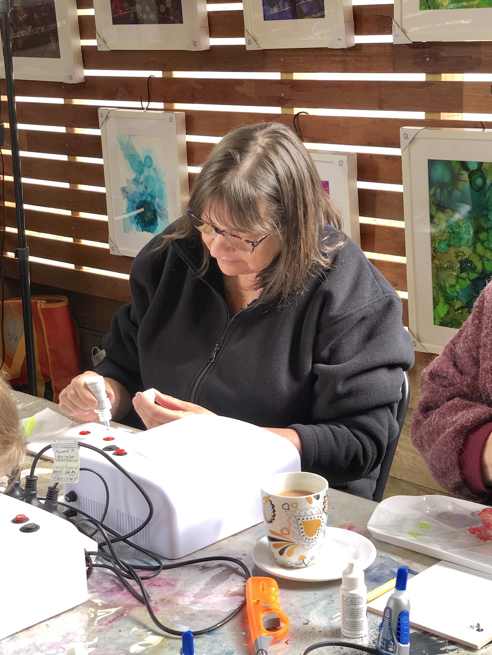 The Whimsical Bead Creative Fun Weekend_November 2019-46